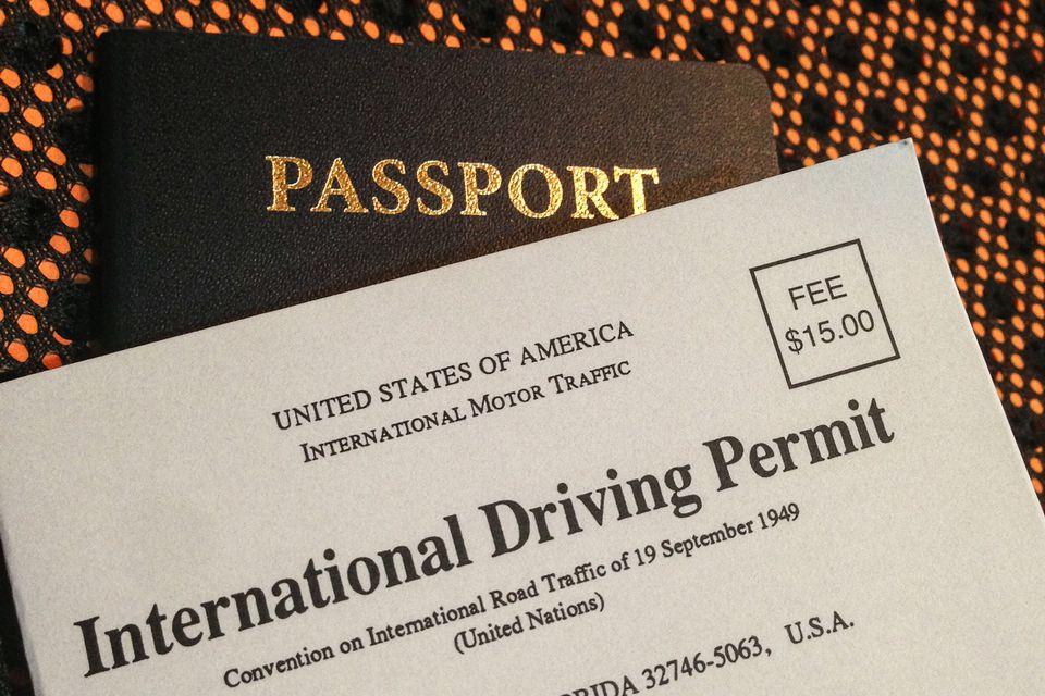صدور گواهینامه بین المللی